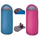 Kids Junior  Lightweight Sleephaven Extra Wide Roomy Envelope Sleeping Bag