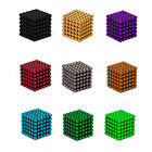 5mm 216pcs Magnetic Balls Magic Beads 3D Puzzle Ball Neodymium Sphere toy Cube