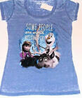 New Disney Frozen Anna Sven & Olaf Some People Are Worth Melting 4 T-Shrt SZ M L