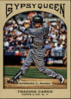 2011 Topps Gypsy Queen Baseball Base Singles (Pick Your Cards)