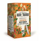 Heath And & Heather Herbal Organic Tea - Root Remedy - Buy More Save More
