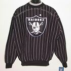 Vintage 90's Oakland LA RAIDERS The GAME Sweatshirt FRONT PATCH Heavyweight NWT