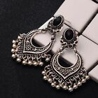 Gold/silver Plated Charm Tassel Drop Dangle Earrings Jhumka Women Jewelry Gift