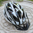 New Cycling Bike Sports Bicycle Adult Men Safety 18 Holes Helmet with Visor