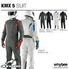 Sale! 3353015 Alpinestars KMX-5 KARTING KART SUIT 3-Layer CIK-FIA Level 2