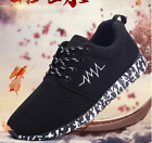 The New Men's shoes Sneakers Sport Breathable Casual Running Shoes
