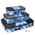 eBags Packing Cubes - 3pc Set 18 Colors Travel Organizer NEW