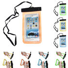 Chic Waterproof Underwater Pouch Dry For iPhone Cell Phone Bag Case Cover