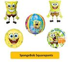 "SPONGEBOB SQUAREPANTS Foil BALLOONS (SuperShape/Kids/Party/Foil/18""/Latex)"