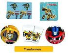 TRANSFORMERS ROBOTS IN DISGUISE Birthday Party Range {PROCOS} Tableware