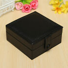 Fashion Present Gift Boxes Case For Bangle Jewelry Ring Earrings Wrist Watch Box