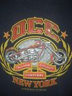 T SHIRT OCC ORANGE COUNTY CHOPPERS NEW YORK 2004 OLAES ENTERPRISES NEVER WORN