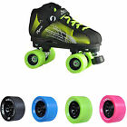 Jackson Rave Rink Roller Skates with Atom Snap Wheels Size 1-12