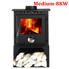 8kw log burner