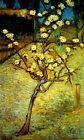 blossoming pear tree - BLOSSOMING PEAR TREE FLOWERS 1888 IMPRESSIONISM PAINTING BY VAN GOGH REPRO