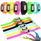 Внешний вид - LCD Digital  Pedometer Wrist Step Run Walking Distance Calorie Counter Watch
