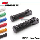 MC POLE CNC Front Foot Pegs For Yamaha YZF R1 R1S 2016-2017 16 17