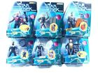 Star Trek Galactic Gear 6in Playmates 1998 Combat Action Figures STNG