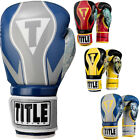 Внешний вид - Title Boxing Infused Foam Honor Combat Hook and Loop Training Gloves