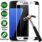 Full Covered 9H Tempered Glass HD Screen Protector Cover Film For Samsung Galaxy