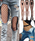 Fashion Ladies Women's Mesh Net Fishnet Stockings Pantyhose High Waist Tights