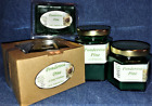 Hand Poured Winter Holiday Scents Soy Candles, Tarts & Votives - Ponderosa Pine