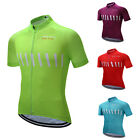Weimostar Bike Club Men Pro Cycling Jersey MTB Bicycle Short Sleeve Shirts S-3XL