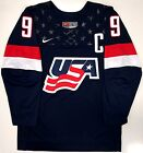JACK EICHEL TEAM USA NIKE 2015 WORLD JUNIORS JERSEY BUFFALO SABRES NEW WITH TAGS