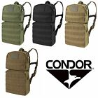 Condor HCB2 Tactical MOLLE PALS H2O Hydration Carrier Backpack w/ 2.5L Bladder image