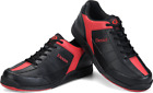 Mens Dexter Ricky III Bowling Shoes Black & Red Sizes 7 1.2 - 13