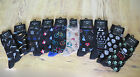 MENS K BELL SOCKS PROFESSION HOBBY INTEREST SOX Size 10-13 Socks You Choose MD