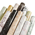 60cm x 5meters Marble Vinyl self adhesive Wallpaper for Kitchen Cupboard Modern