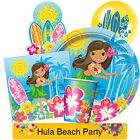 HULA BEACH PARTY (Unique) Birthday PARTY RANGE (Balloons/Decorations)