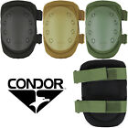 Condor Tactical Non-Slip Rubber Padded Fast Strap Knee Protection Safety Pad KP1