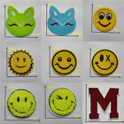 Patches For Clothing Embroidered Appliques DIY Apparel Accessories Patches @5