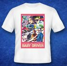 BABY DRIVER great movie poster image Men's T-SHIRT