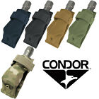 Condor Modular MOLLE PALS Multi-Purpose Tool Utility Flashlight Pouch MA48