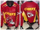 NFL Kansas City Chiefs Cotton twill Jacket New with Tags