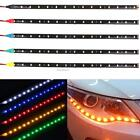 3M 15 LED Lights Cool 7 Colors Waterproof 12V 3528 SMD Flexible Strip Lights