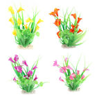 Imitated Plastic Water Plant Flower Grass Landscape for Fish Tank Aquarium