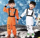 Halloween Kid Cute Astronaut costume Role-play Costume Cosply Party Outfits