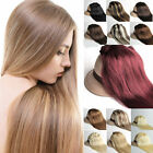 """Hot Selling 22"""" Clip in Remy Hair Extensions 100% Real Human Hair Any Colors"""
