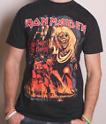 IRON MAIDEN The Number Of The Beast Graphic Eddie T-SHIRT OFFICIAL MERCHANDISE