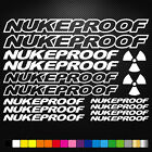 Compatible Nukeproof Vinyl Stickers Sheet Bike Frame Cycling Bicycle Mtb Road