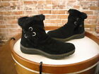 Bare Traps Adalyn Black Suede Water Resistant Ankle Boots NEW