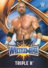 2017 Topps WWE Road to Wrestlemania Wrestlemania 33 Roster Cards Pick From List