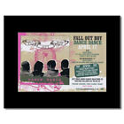 FALL OUT BOY - Dance Dance Mini Poster - 13.5x21cm