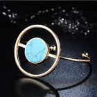 Fashion Adjustable Women Girls Bracelet Open Bangle Armlet Arm Cuff Jewelry 3126