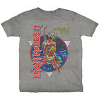 IRON MAIDEN Somewhere In Time T-shirt NEW OFFICIAL MERCHANDISE All Sizes Logo