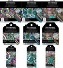 Crafters Companion - Spectrum Noir Colorista Colouring Pads 6x6, Bookmark or Tag